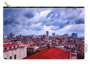 Clouds Over Havana Carry-all Pouch