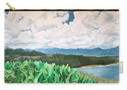 Clouds Over Kauai Carry-all Pouch