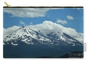 Clouds Over Mt Shasta Carry-all Pouch