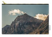 Clouds Over Red Rock Canyon Carry-all Pouch
