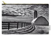 Clouds Over The Farm Carry-all Pouch