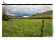 Clouds Over The Hills Carry-all Pouch