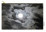 Clouds Over The Moon Carry-all Pouch
