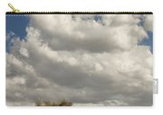 Clouds Rising Palm Springs Carry-all Pouch
