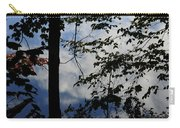 Clouds Tree Water Carry-all Pouch