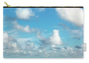 Cloudscape A Fine Day Carry-all Pouch