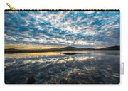 Cloudscape - Reflection Of Sky In Wichita Mountains Oklahoma Carry-all Pouch