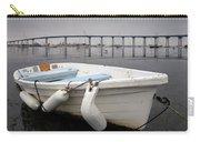 Cloudy Coronado Island Boat Carry-all Pouch