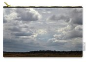 Cloudy Day At Dinenr Island Ranch Carry-all Pouch