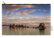 Cloudy Morning At Mono Lake Carry-all Pouch