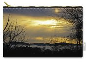 Cloudy Sunrise 1 Carry-all Pouch