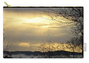 Cloudy Sunrise 2 Carry-all Pouch