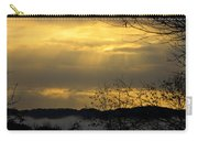 Cloudy Sunrise 3 Carry-all Pouch