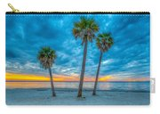 Cloudy Sunset -tampa, Florida Carry-all Pouch