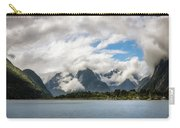 Cloudy With A Chance Of Beautiful Photo Carry-all Pouch