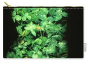 Clover Carry-all Pouch by Arla Patch