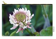 Clover Blossom Carry-all Pouch