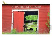 Clover Dale Farm Carry-all Pouch