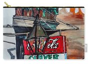 Clover Grill - New Orleans Carry-all Pouch