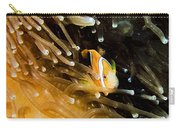 Clown3 With Anemone Carry-all Pouch