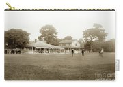 Club House And Golf Links, Old Del Monte, Monterey, California Circa 1920 Carry-all Pouch