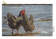 Cluck Dance Carry-all Pouch