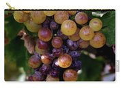 Cluster Of Ripe Grapes Carry-all Pouch