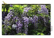 Clusters Of Wisteria Carry-all Pouch