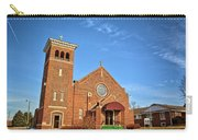 Clutier Community Center Carry-all Pouch
