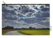 Clyde Fitzgerald Road Scenery Carry-all Pouch