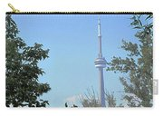Cn Tower Framed Carry-all Pouch
