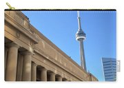 Cn Tower Toronto Carry-all Pouch