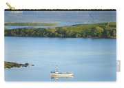 Co Mayo, Ireland Fishing Boat In Clew Carry-all Pouch