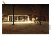 Coady International Institute Winter Night Nova Scotia Carry-all Pouch