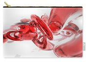Coagulation Abstract Carry-all Pouch