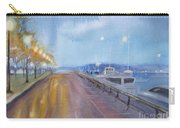 Coal Harbor At Night Carry-all Pouch