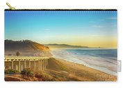 Coast Highway Del Mar Carry-all Pouch