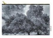 Coast Live Oak Monochrome Carry-all Pouch