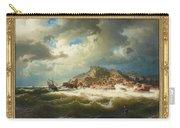 coast of Bohuslan Carry-all Pouch