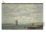 Coast Of Brittany Carry-all Pouch