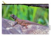 Coast Range Fence Lizard Carry-all Pouch