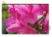 Coast Rhododendran- Washington State Flower Carry-all Pouch
