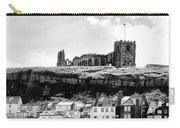 Coast - Whitby Abbey And Church Carry-all Pouch