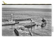 Coast - Whitby Harbour Carry-all Pouch