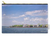 Coastal Area Of Charleston Carry-all Pouch