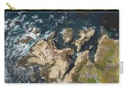 Coastal Crevices Carry-all Pouch