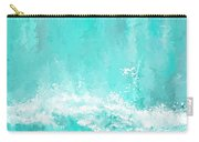 Coastal Inspired Art Carry-all Pouch