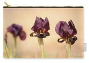 Coastal Iris  Carry-all Pouch