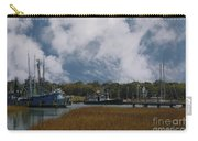 Coastal Island Town Carry-all Pouch