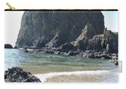 Coastal Landscape - Cannon Beach Afternoon - Scenic Lanscape Carry-all Pouch